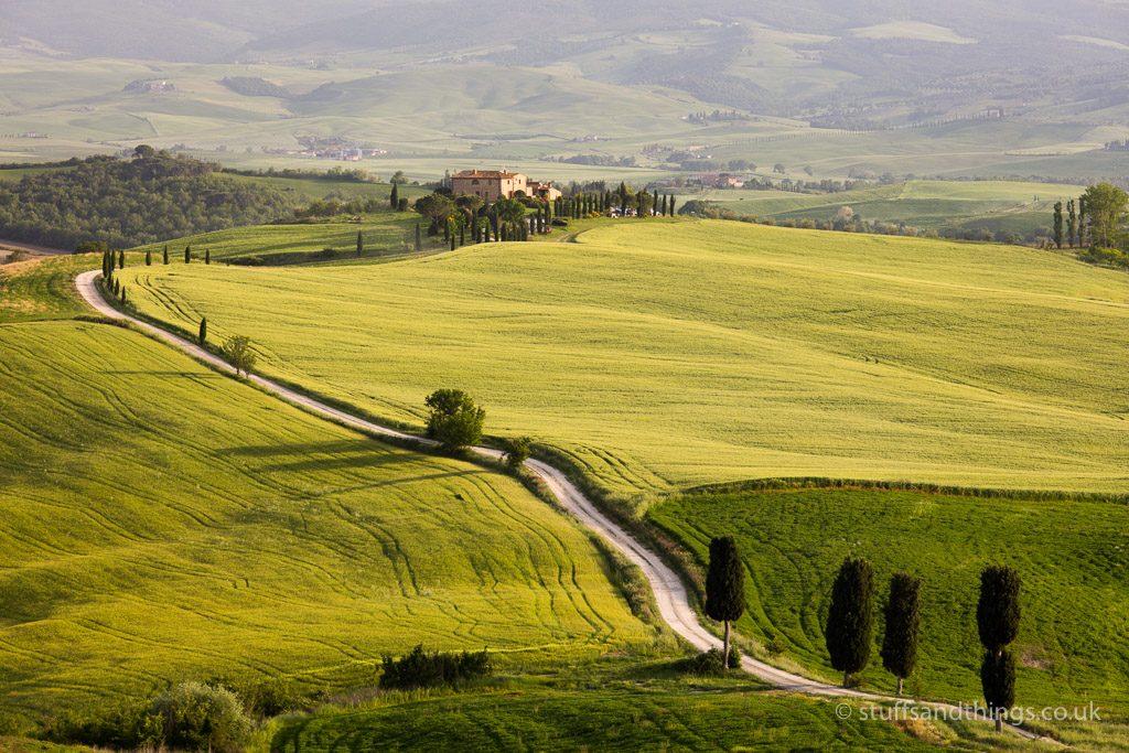 Agriturismo Terrapille - Gladiator Villa in Tuscany