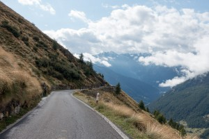 Gavia Pass Descent