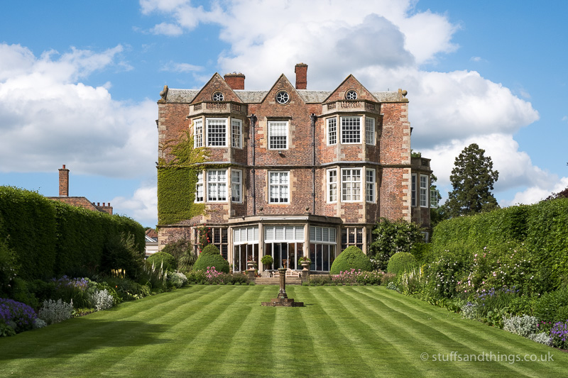 Goldsborough Hall and gardens