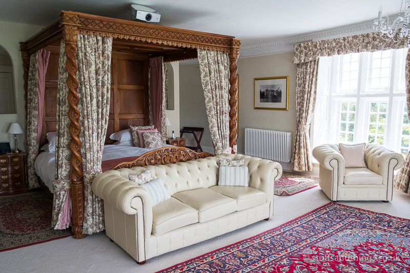 The Lascelles (or Presidential) Suite