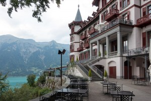 Grandhotel Giessbach at Brienz