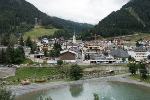 Ischgl in the Summer