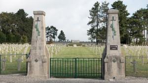 Nécropole nationale d'Aubérive