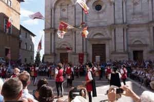 Pienza Pecorino Cheese Festival