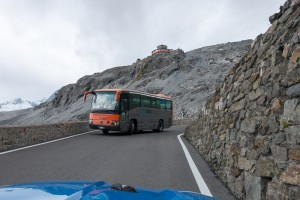 Stelvio Pass Bus
