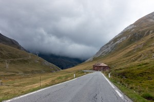 Stelvio Pass Down to Bormio