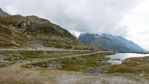 Summit of the Susten Pass