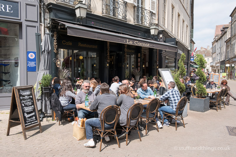 Cafe Le Carnot in Beaune