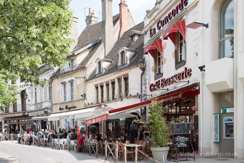 Cafes on Place Carnot
